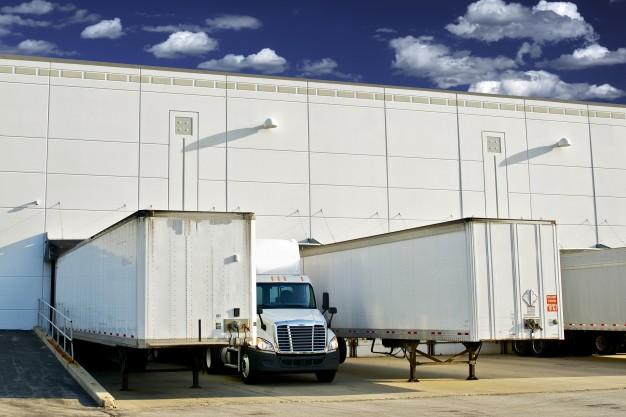 Professionelle Spedition und Logistik